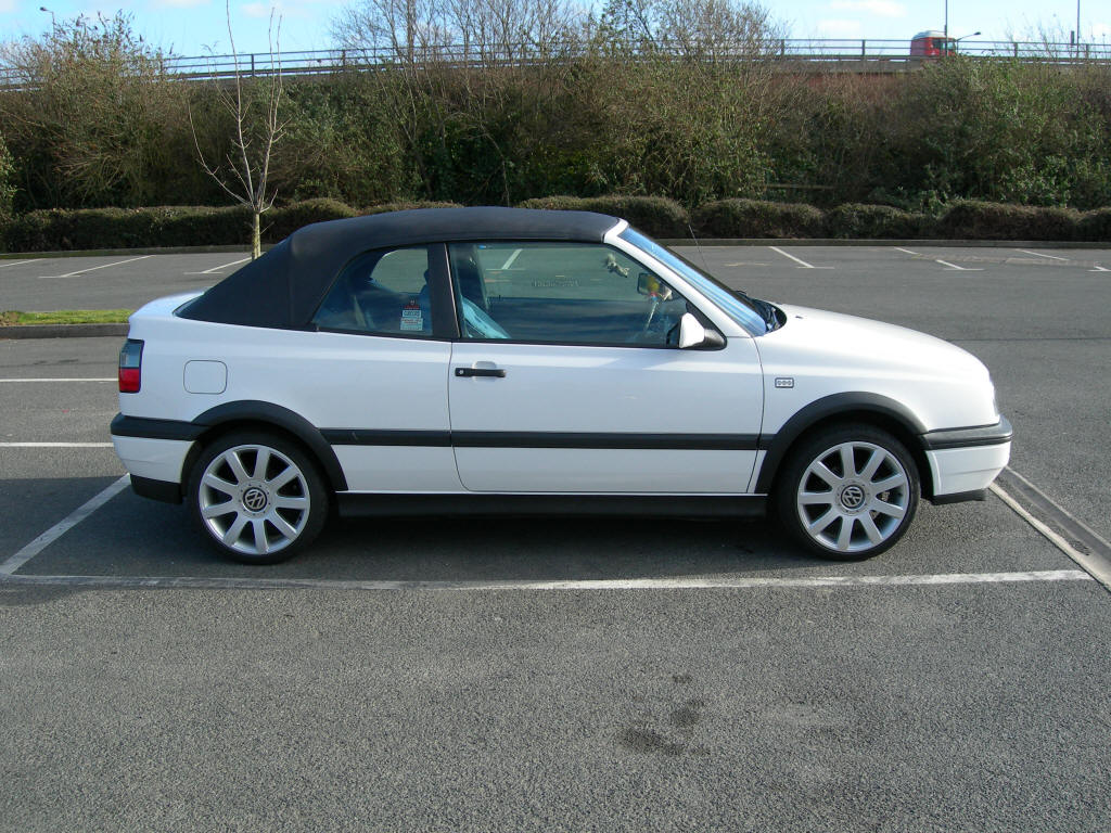 vw golf mk3 cabrio pictures. Black Bedroom Furniture Sets. Home Design Ideas
